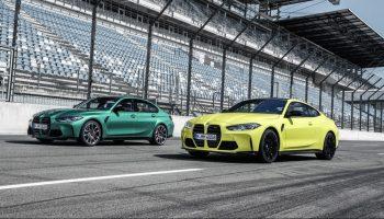 2021 BMW M3 M4