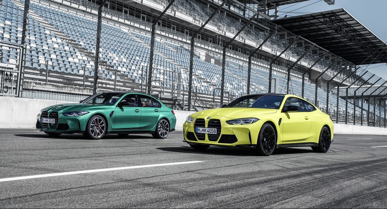 news: meet the  uniquely designed 2021 bmw m3 & m4 - m