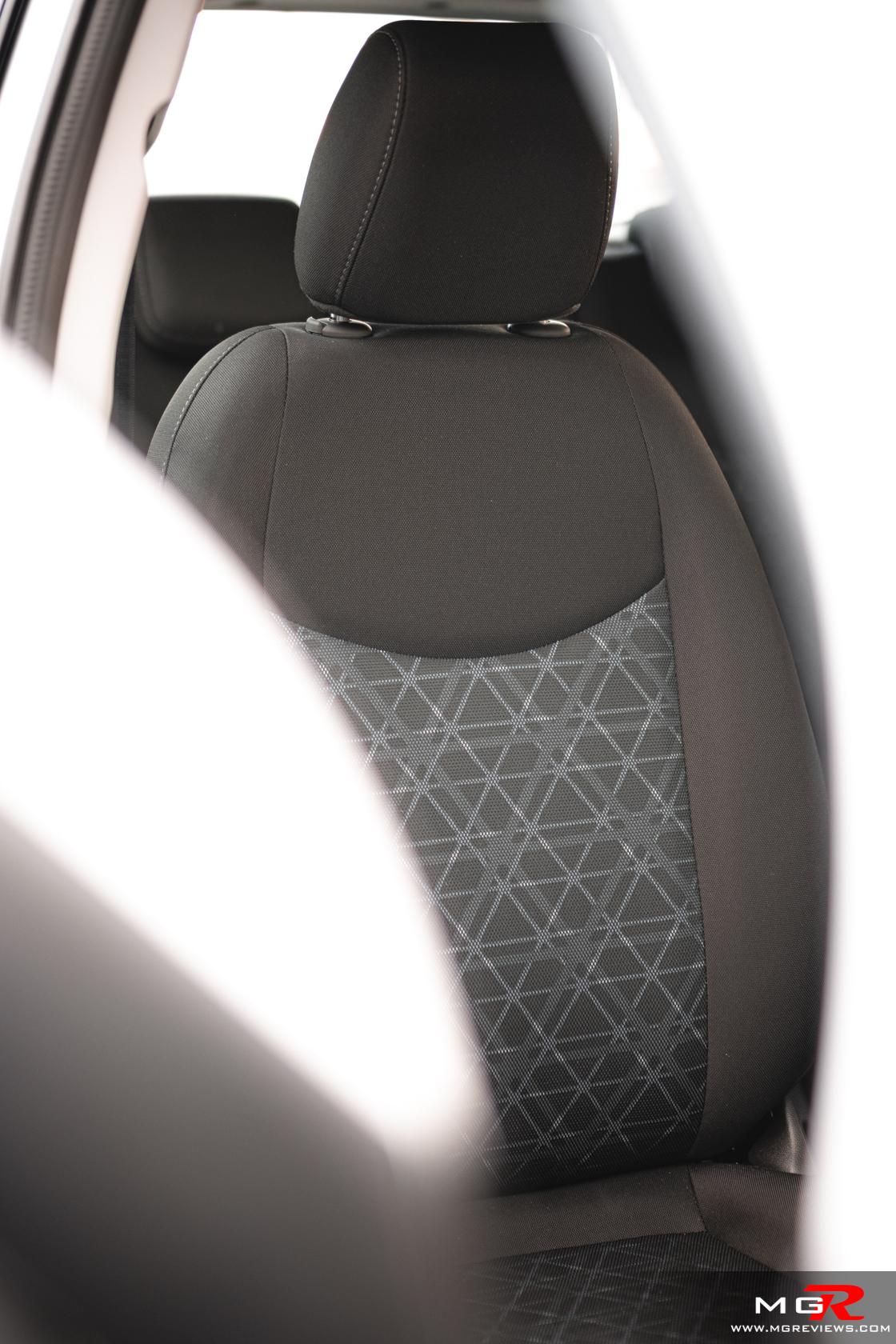 2021 Chevrolet Spark Interior