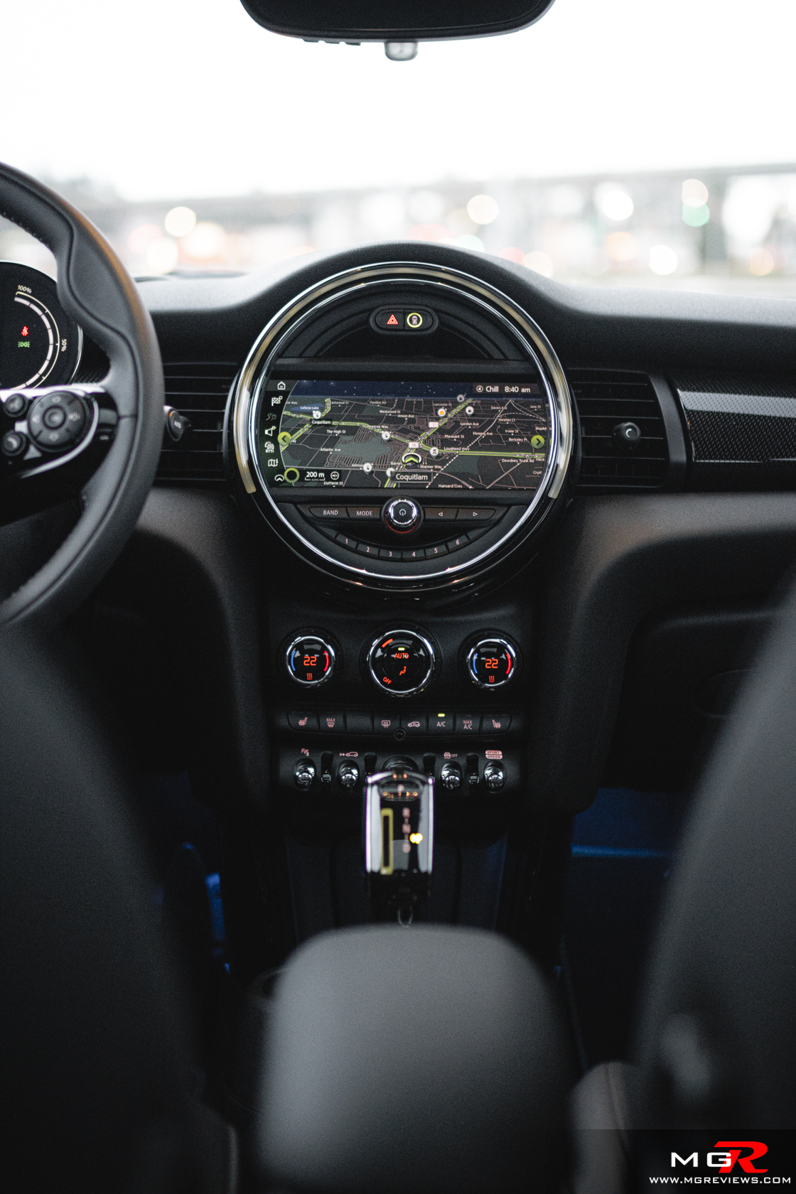 2021 Mini Cooper S Electric Interior