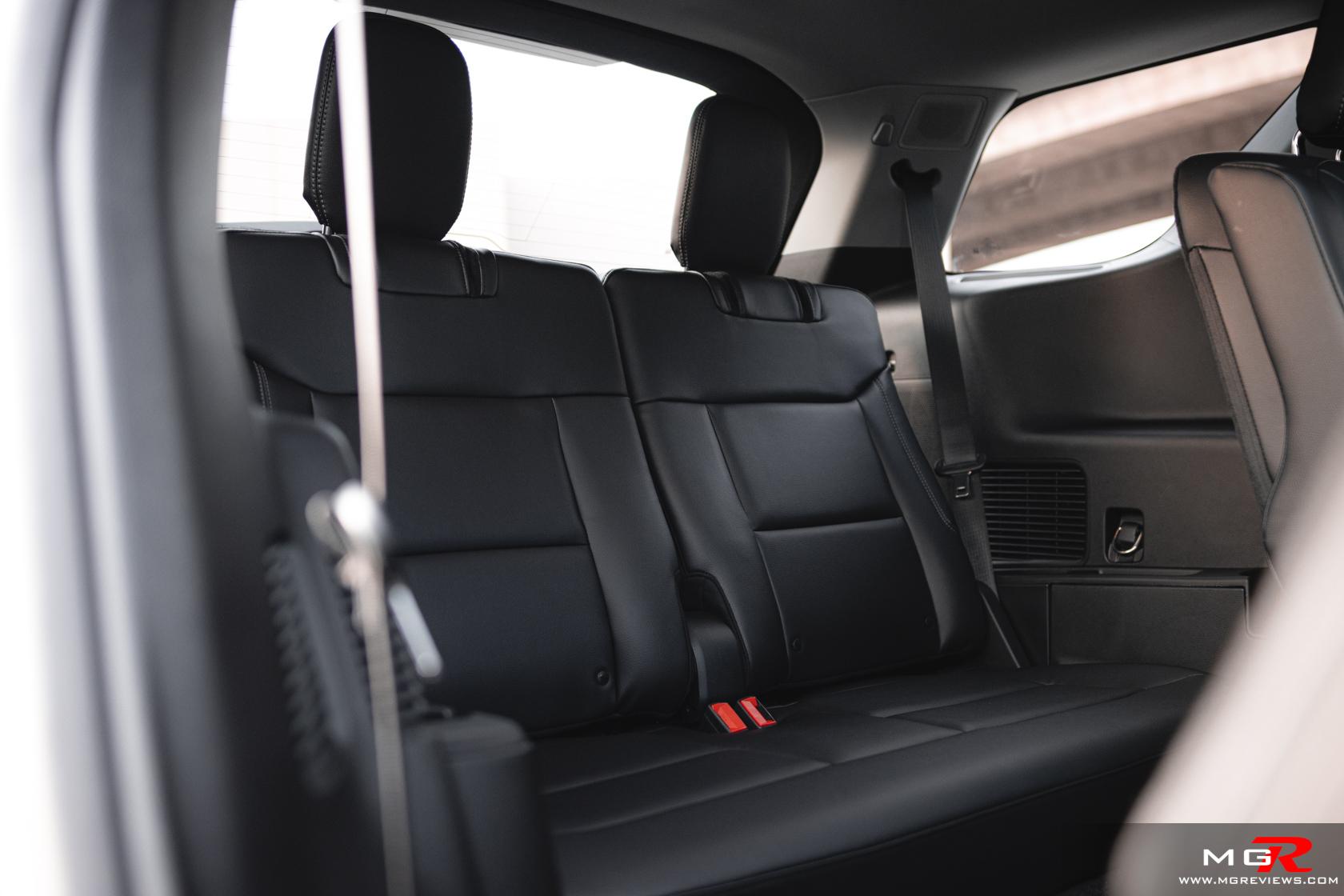 2021 Ford Explorer Hybrid Interior