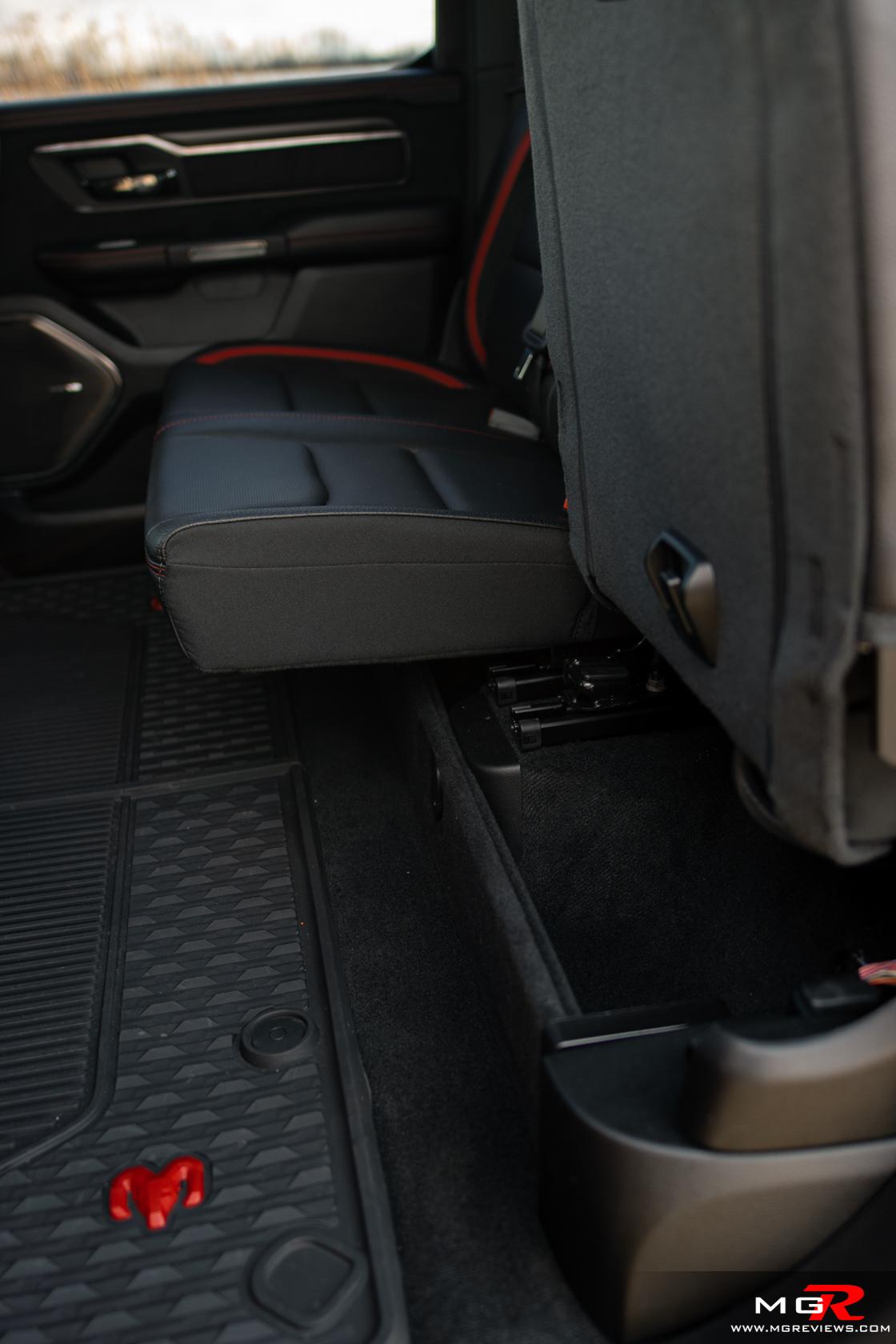 2021 Ram 1500 TRX Interior