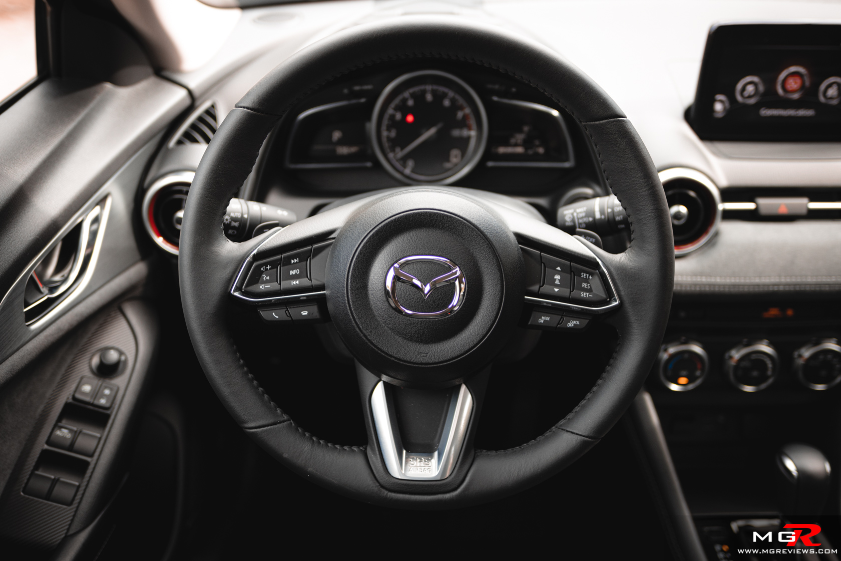 2021 Mazda CX-3 GT Interior