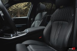 2021 BMW X5 45e Interior