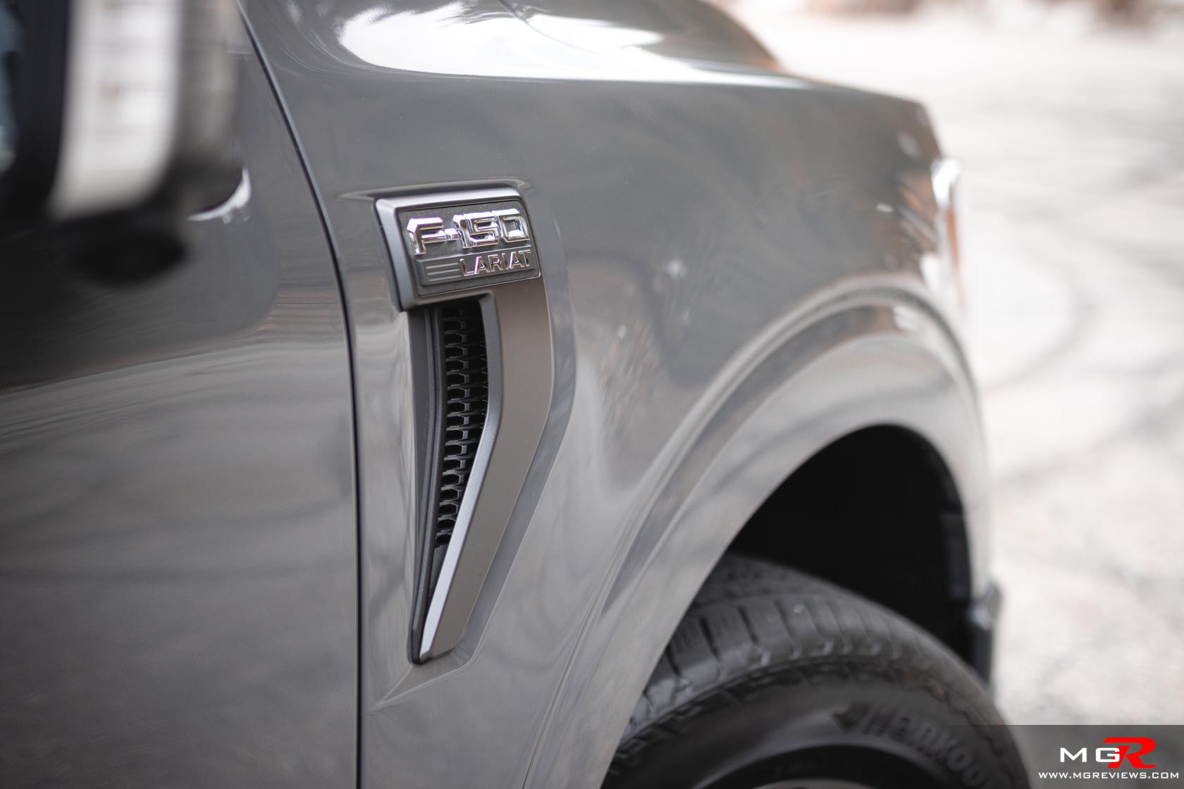 2021 Ford F-150 PowerBoost Hybrid