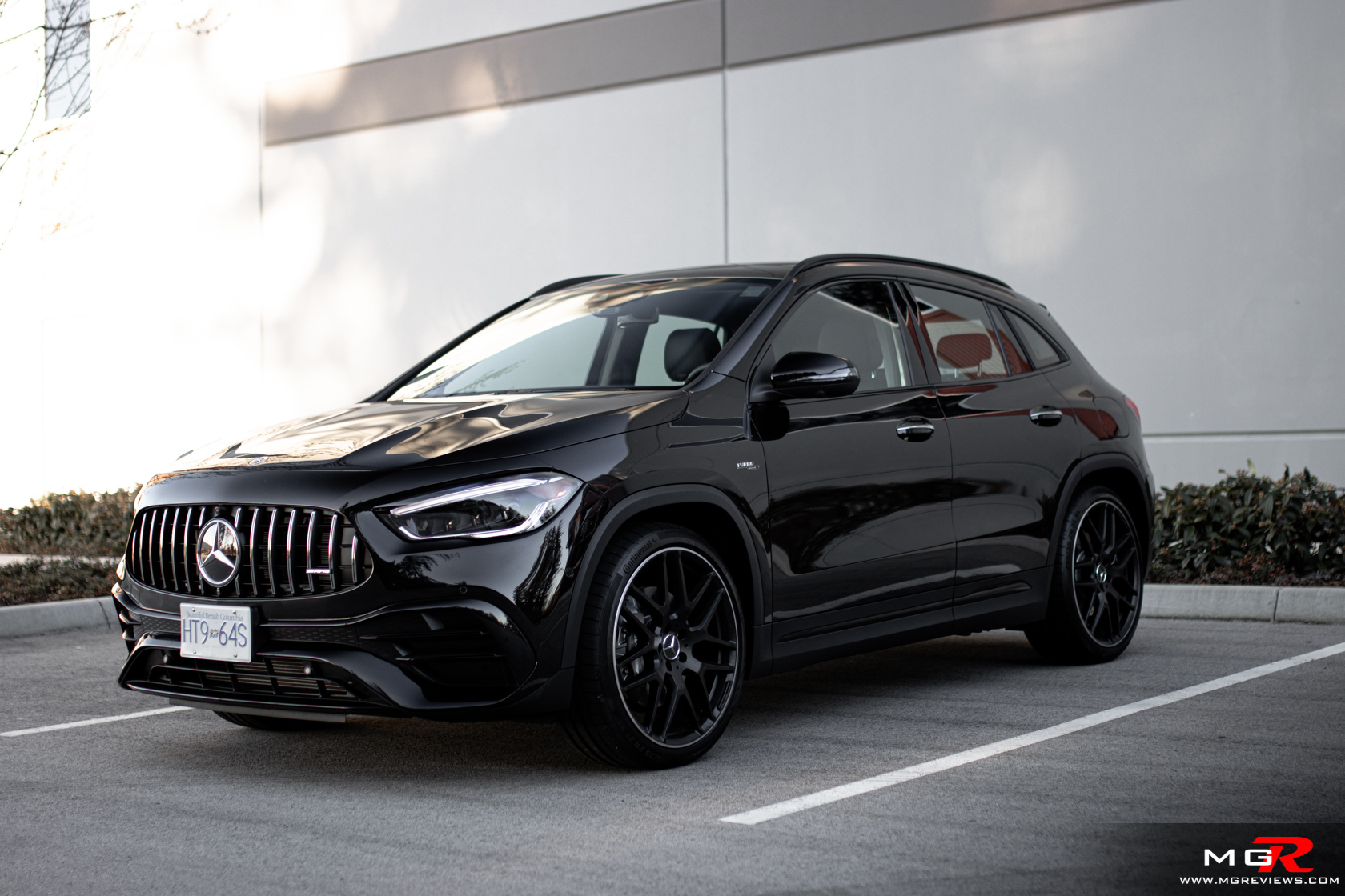 2021 Mercedes-Benz GLA 45 AMG