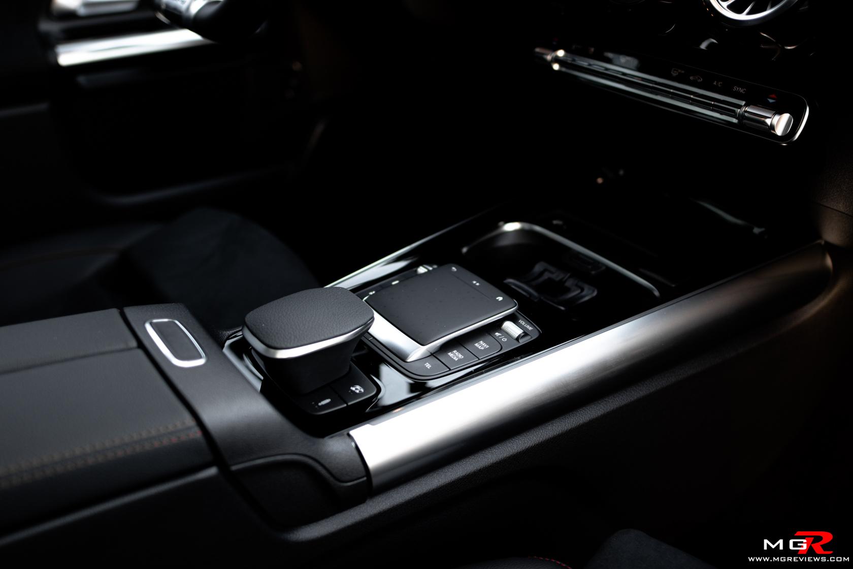 2021 Mercedes-Benz GLA 45 AMG Interior