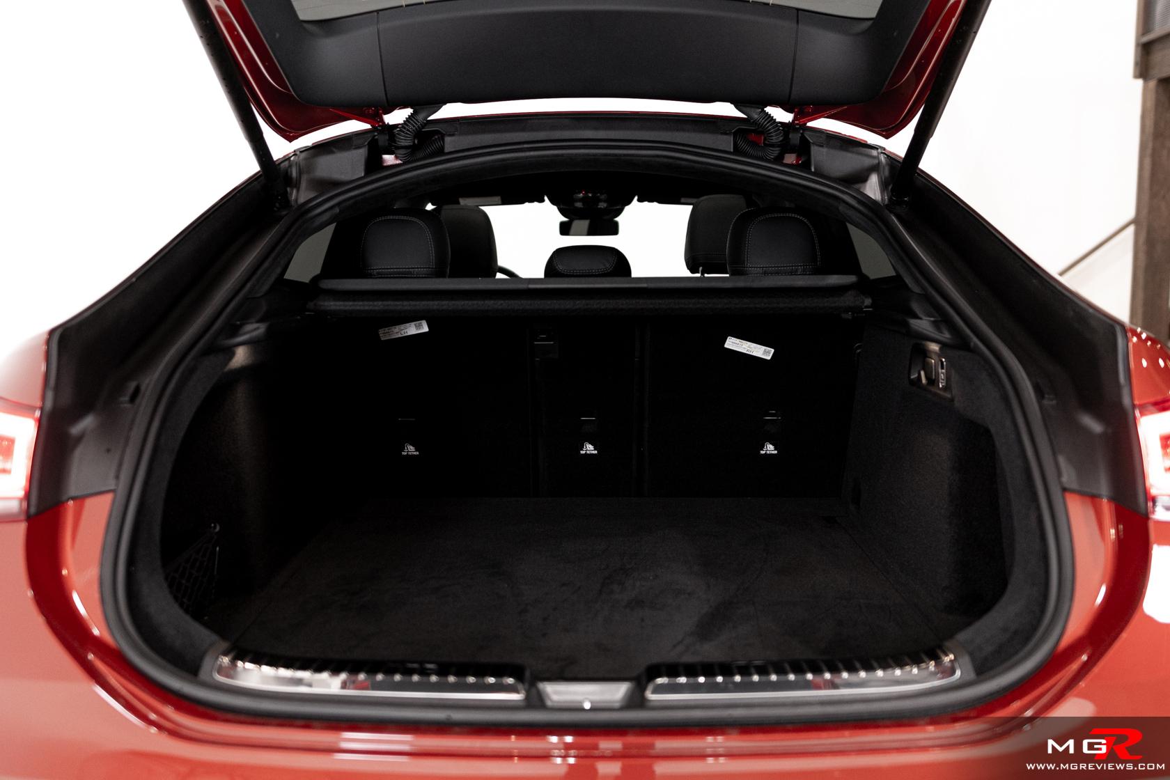 2021 Mercedes-Benz GLE 63S AMG Interior