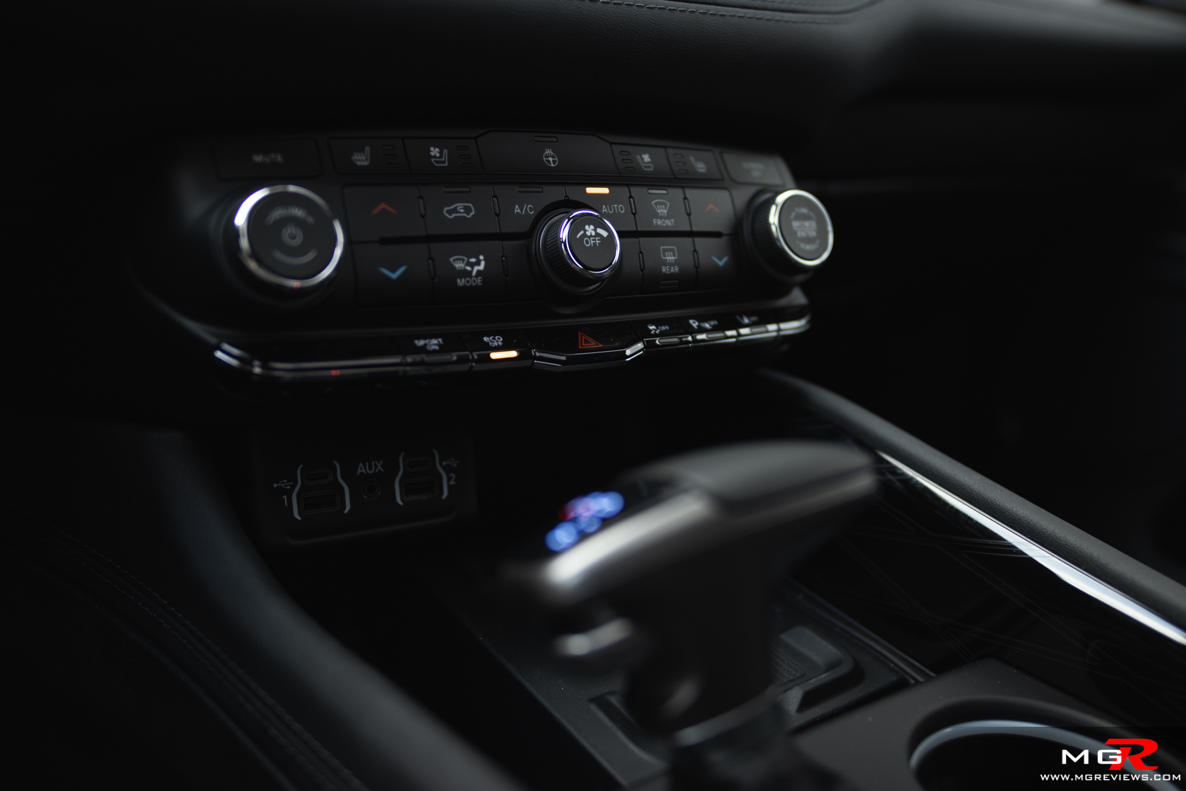 2021 Dodge Durango Citadel Interior