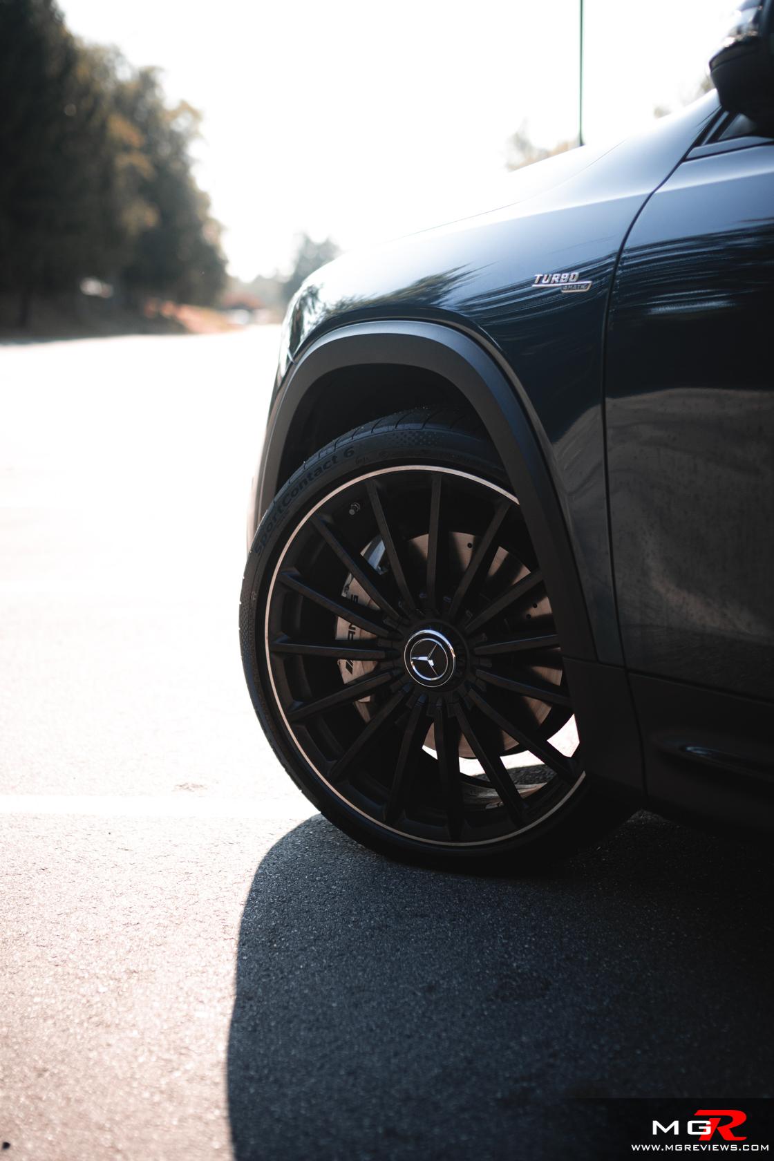 2021 Mercedes-benz GLB 35 AMG 4MATIC