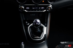 2021 Nissan Sentra SR Interior