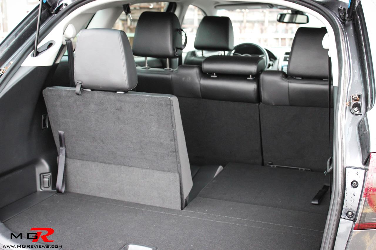 Mazda CX9 Interior 4 MGReviews
