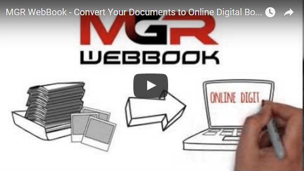 MGR WebBook Video