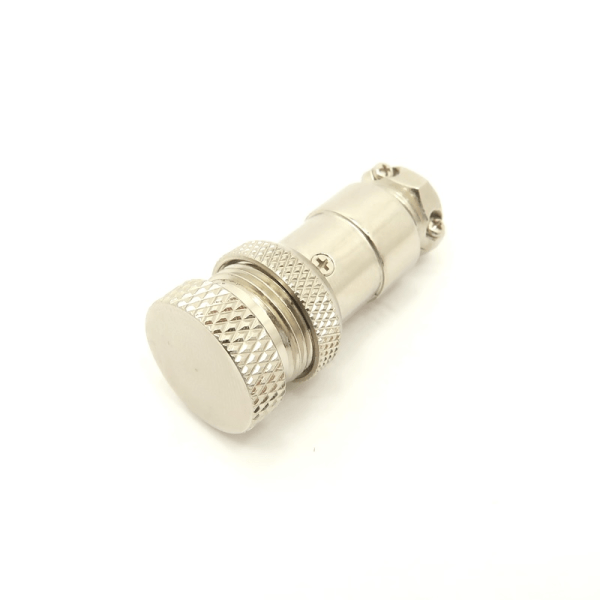 7510-M Cap for Male Mic Connectors installed