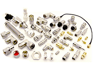 RF Connectors & Adapters