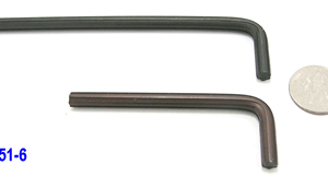 "0.251"", 6-flute Spline tools"
