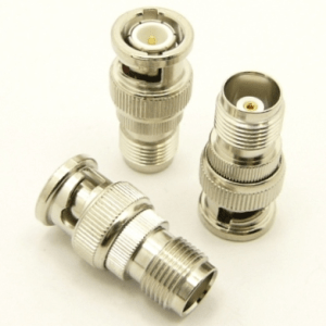 BNC-male / TNC-female Adapter (P/N: 7058)