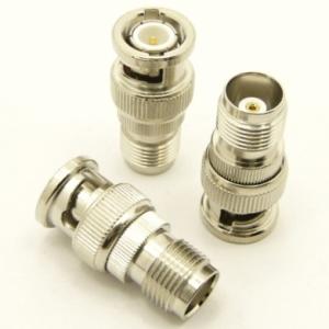 BNC-male / TNC-female Adapter (P/N: 7058)
