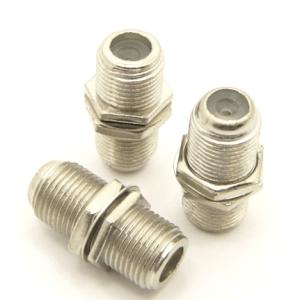 F-female / F-female Adapter (P/N: 7222)