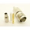 TNC-female, cable end, crimp-on, for RG-174, RG-178, RG-188, RG-196, RG-316, LMR-100A and Belden 8216 coaxial cable. (P/N: 7406-174)