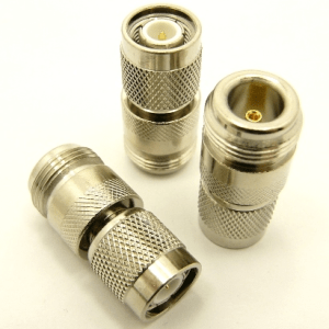 N-female / TNC-male Adapter (P/N: 7440)