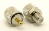 UHF-male / F-female Adapter (P/N: 7520)