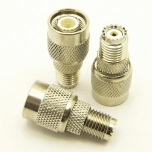 mini-UHF-female / TNC-male Adapter (P/N: 7613)