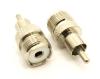 UHF-female / RCA-male Adapter (P/N: 7702)