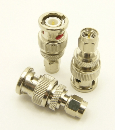 BNC-male / SMA-male Adapter (P/N: 7819)