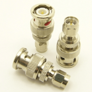 BNC-male / SMA-male Adapter (P/N: 7819)