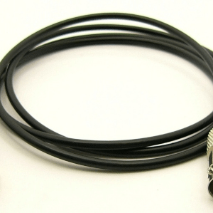 BNC-female / SMA-male with 36 inches of RG-174 coaxial cable (P/N: 7820-CBL-36)