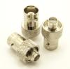 BNC-female / SMA-female Adapter, Handy Talkie (P/N: 7830-HT)