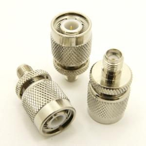 SMA-female / TNC-male Adapter (P/N: 7835)