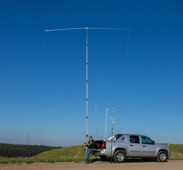 MK-4 Series 21.5FT to 28.5FT Masts