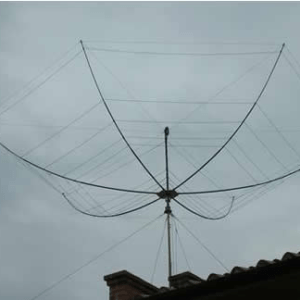Hexbeam Antenna Fiberglass Kit