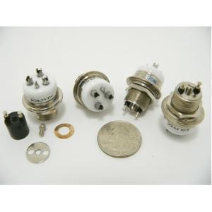 3.5 kV, 5 kV Peak, SPDT, 25 Amps, Gigavac VHC-3 SPDT Ceramic Vacuum Relay - Max-Gain Systems, Inc.