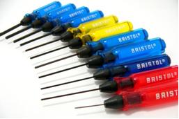 "0.111"", 6-flute Spline tools"