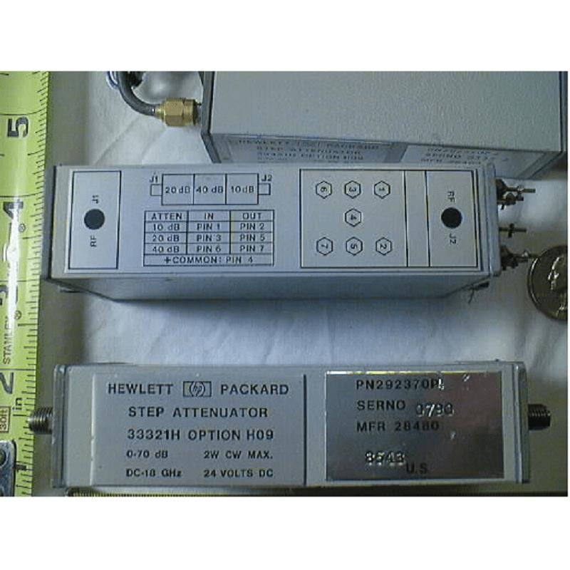 HP 11063A GR874 50 Ohm Tee