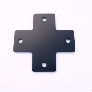 M-CROSS Mast Mount Hitch 90 degree Connector Plate
