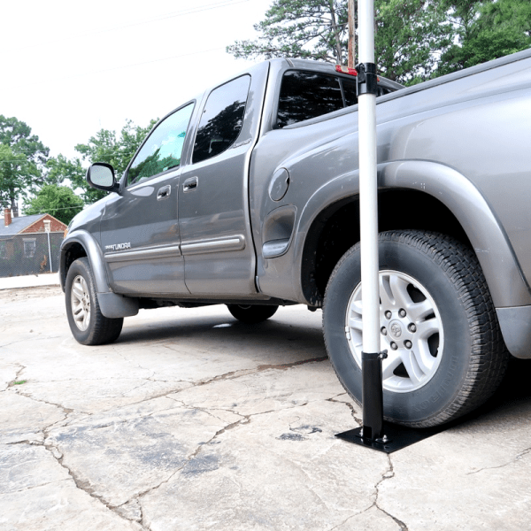 Truck Drive-On Mast Mount - Max-Gain Systems, Inc.