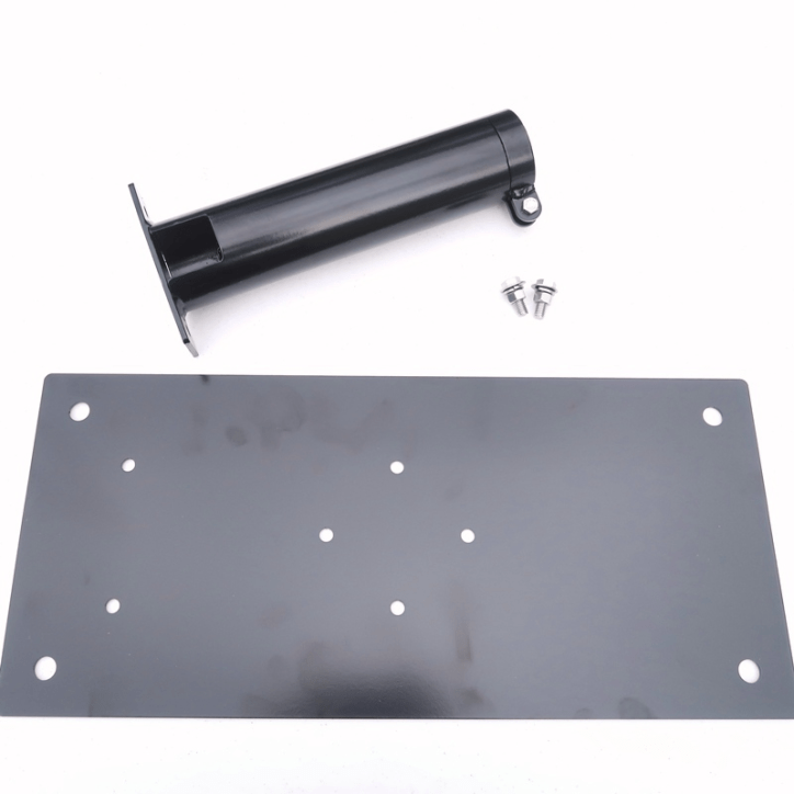 M-G212EXT-K Ground Base Plate 2.5 inch Support Tube - Max-Gain Systems, Inc.