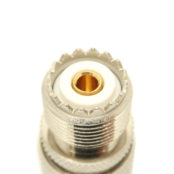 7330 UHF female DGN Connector - Max-Gain Systems, Inc.