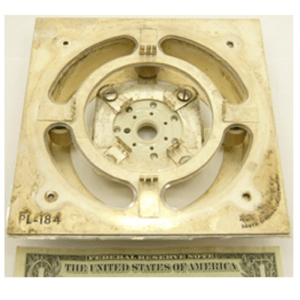 Penta Labs PL-184 tube socket with chimney