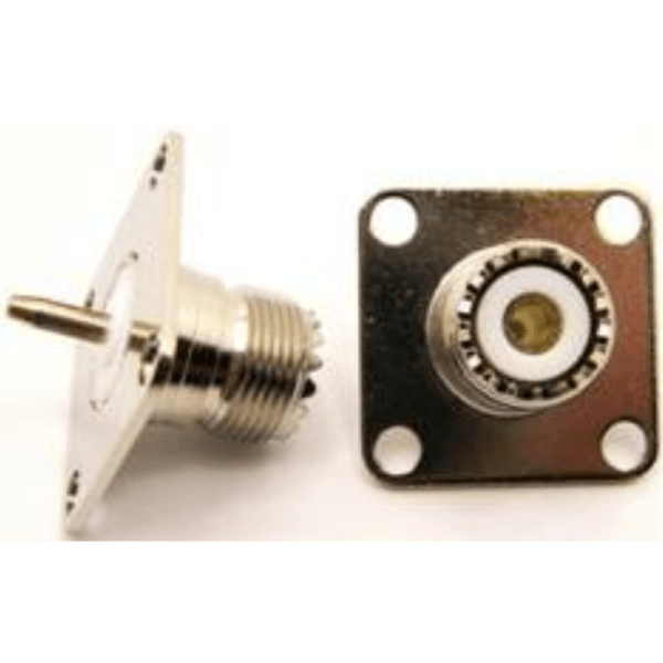 9100 UHF femle to Bird Line Section Adapter