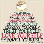 Lifting your Self-Esteem through Self-Acceptance: Part II