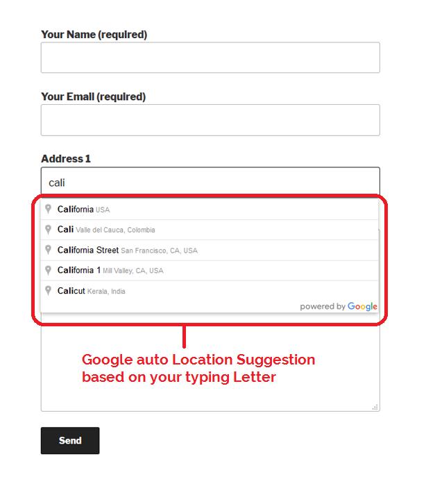 mgscformseven Google Auto Address Features   mgscformsevenautoaddress