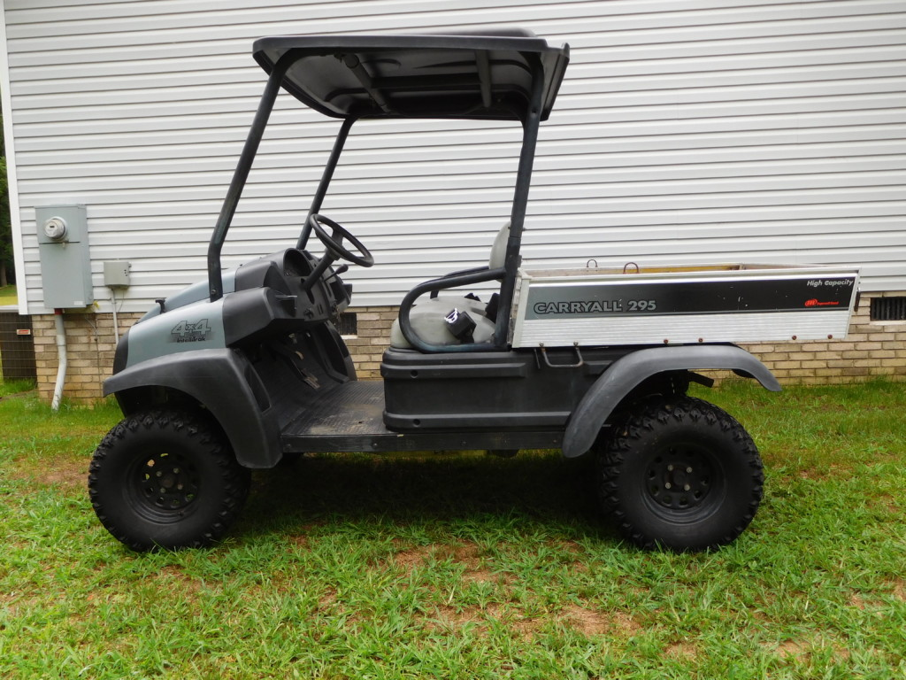 hight resolution of club car 2011 carryall