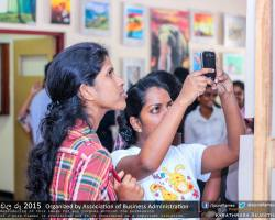 Department of Business Administration chala Ruu 2015 art exhibition (110)