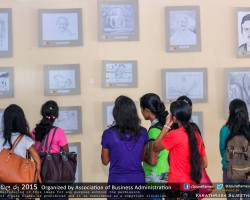 Department of Business Administration chala Ruu 2015 art exhibition (18)