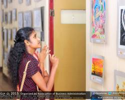 Department of Business Administration chala Ruu 2015 art exhibition (29)